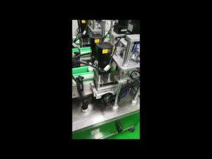 automatisk 30 ml alkoholflaska fyllmedel hand sanitizer maskin