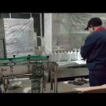 handtvål gel alkohol fyllning linje maskin