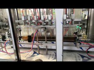 automatisk motoroljepåfyllningsmaskin