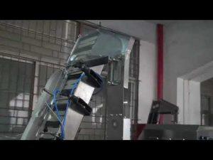 helautomatisk servo-roterande flaskhylsa för plastskruvlock