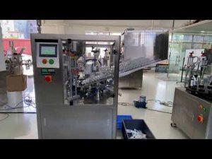 automatisk tätningsmaskin för plaströr för tandkräm för handkräm