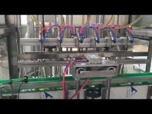 automatisk matolja, honung, sylt, schampo vätskepåfyllningsmaskin