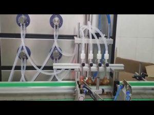 auto 10 ml 30 ml 60 ml 100 ml kosmetisk påfyllningsmaskin för flaskor för vätskor
