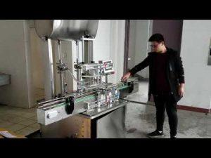 kosmetisk påfyllningsmaskin, automatisk kolvpasta för flytande tvål