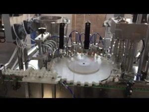 roterande takmaskin med hög noggrannhet av livsmedel, såser och kosmetiska industrier