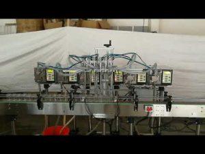 liten automatisk växellåda pumpflaska tvål vätska fyllning maskin pris