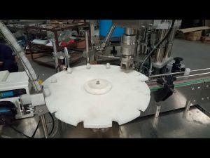 varm försäljning helautomatisk 10 ml 20 ml 25 ml provrör som fyller förpackningsmaskinen