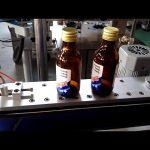 självhäftande klistermärke automatisk rund maskin för märkning av flaskor