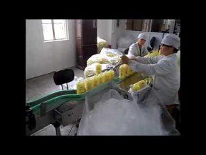 automatisk kolv flytande tvål handtvätt hand sanitizer påfyllningsmaskin