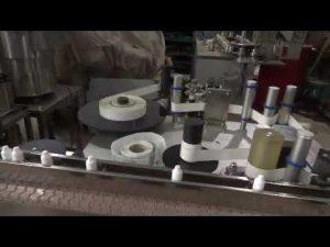 automatisk flaska tvätt fylla tappmaskin ögondroppar fylla produktionslinje