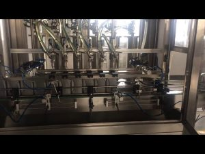 hög precision 5l motorolja smörjer påfyllningsmaskinen