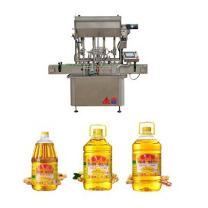 automatisk oljepåfyllningsmaskin