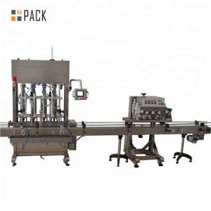 Desinficera gelpåfyllningsmaskin