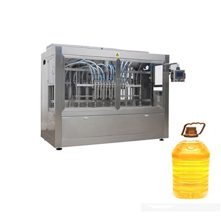 Automatisk ätbar oljefyllnad