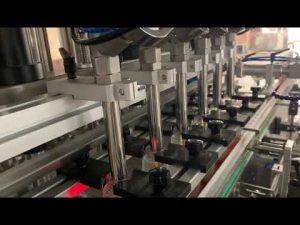 automatisk fyllning honung industri utrustning maskin