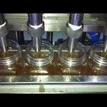 fabrik direktförsäljning fullautomatisk flytande tvättmedelsflaskmaskin