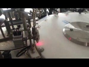 automatisk 30-50 bpm mini nagellackflaskmaskin