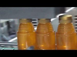 hög kvalitet automatisk e flytande kosmetisk krämfyllningsmaskin till salu