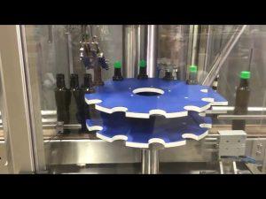 ropp aluminium skruvlock automatisk tätningsmaskin för glasflaska