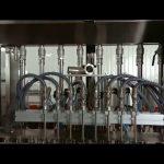 fabrik direktförsäljning linjär kolv flytande sås kryddor flaskan fyllning kapning maskin