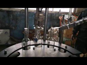 kommersiell automatisk kapslings- och tätningsmaskin av aluminium-kapslock