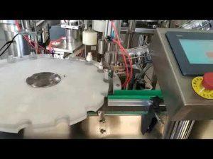 Kina grossist syra flaska vätskepåfyllningsmaskin