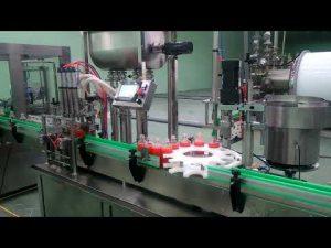 Fyra huvudenhet för automatisk fyllning och kapning av pappersstopp