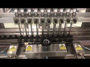 flytande alkoholhaltig kräm linjär fyllningsmaskin, honungskål liten oljefyllnadsflaska