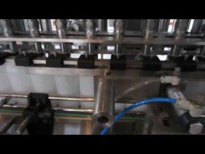 automatisk flytande tvätt- och desinfektionsvätska
