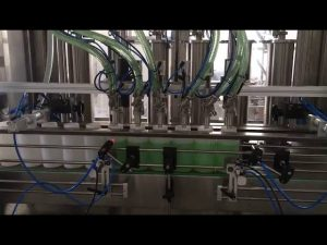 kolv flytande tvålflaskmaskin