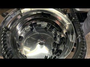 mekanisk cbd-flaskmaskin för handtyp