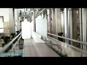 helautomatisk märkningsmaskin för påfyllning av smörjolja