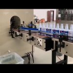 antikorrosion saltsyra pp pvc plastpåfyllningsmaskin
