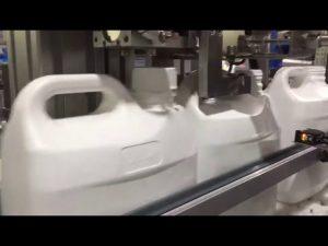 automatisk 4 munstycken flytande och krämig digital fyllningsmaskin