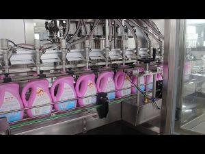 automatisk ätbar olja, olivolja, rengöringsmedel för flaskmaskin för schampoflaska