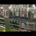 plc kontrollera automatiskt påfyllningsmaskin för kolv olivolja