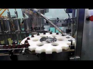 istapp saltsyra hdpe foundation flödesmätare olja fyllning och tätning maskin